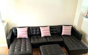 Microfiber Reversible Chaise Sectional Sofa Sofa Sofa With Reversible Chaise Outstanding Buchannan Faux