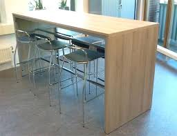 table bar pour cuisine hauteur table bar pour cuisine table bar hauteur 110 cuisine at