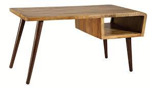 amazon com stein world furniture orbit desk natural printed