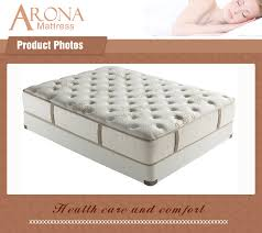 deluxe quality pocket spring 5 zone orthopedic mattress chinese