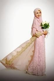 tutorial hijab syar i untuk pengantin 21 best gaun pengantin muslimah nikahnya com images on pinterest