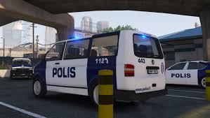 Led Light Bar Police by Finnish Police Poliisi Volkswagen Transporter With Led Lightbar