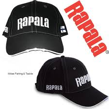 hats with lights built in rapala cap hat fishing with built in led head lights