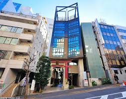 Japanese Modern Japanese Modern Architecture Tsukudo Shrine And The Airex Building