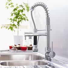 robinetterie de cuisine avec douchette mitigeur de cuisine avec douchette 180 hudson reed