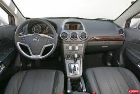 opel antara 2007 interior opel antara au volant