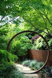 glamorous garden gates for a beautiful backyard