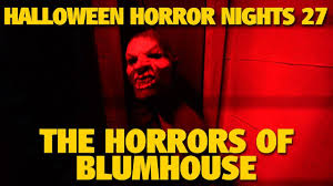 sharp productions halloween horror nights the horrors of blumhouse maze highlights halloween horror nights