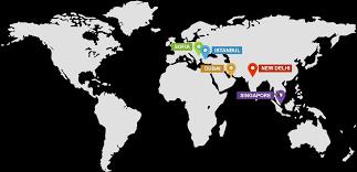 Istanbul On World Map by Digit Emea By Webit 16 17 November 2016 Istanbul