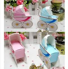 baby shower favor boxes wholesale hot sell wedding favor box bomboniere baby shower favors