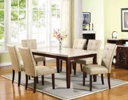 marble dining room sets foter