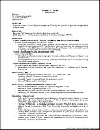 sample resume it gallery of 5 it resume examples budget template letter sample