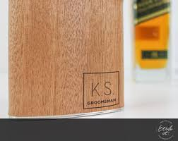 Wooden Flasks Flask Engraved Etsy