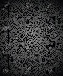 imagenes negro rico rico fondo de pantalla negro inconsútil ilustraciones vectoriales