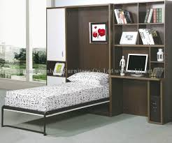 Hidden Desk Bed by Gs5004 Wall Bed Set With Foldable Desk Murphy Bed Hidden Bed