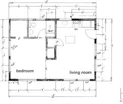 modern house plans under 600 sq ft