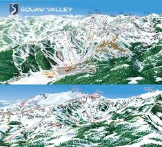 China Camp Trail Map by Ski Resort Directory California Ski Resort Directory Free