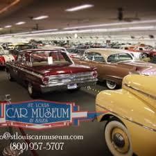 Auto Upholstery St Louis St Louis Car Museum U0026 Auto Sales Car Dealers 1575 Woodson Rd