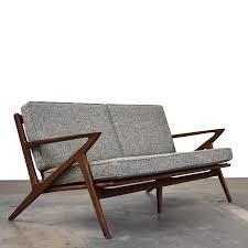 mid century modern design sofa gingko furniture gingko home