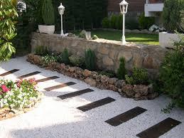 vialetti in ghiaia 19 idee per il vialetto guida giardino