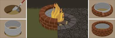 Building A Firepit In Your Backyard 57 Inspiring Diy Outdoor Pit Ideas To Make S Mores With Your