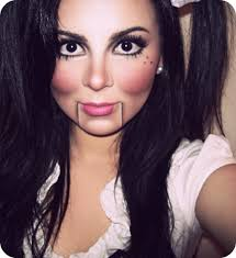 female ventriloquist dummy makeup mugeek vidalondon