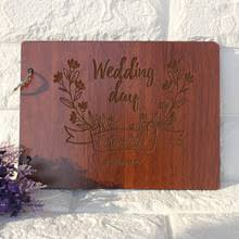 wedding guest book sign compare prices on custom wood signs online shopping buy low price