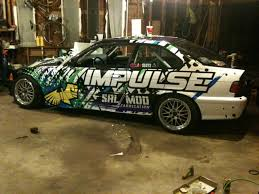 bmw e36 m3 drift impulse drift car e36 m3 flosshard