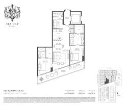 Brickell On The River Floor Plans Sls Lux Brickell New Condos For Sale Bogatov Realty