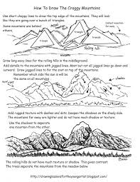 25 trending how to draw mountains ideas on pinterest fantasy
