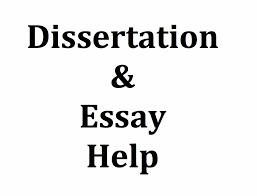 Dissertation Help Assignment Dissertation Essay Coursework Phd Thesis