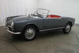 alfa romeo giulietta classic 1964 alfa romeo giulia spider beverly hills car club