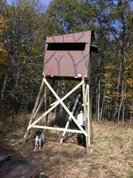Bow Hunting Box Blinds Pictures And Plans For Box Blind Michigan Sportsman Online