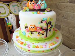 baby shower owl cakes exciting owl cakes for baby shower 35 for baby shower cakes with