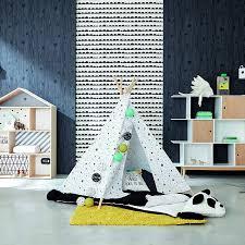 tipi chambre enfant chambre enfant le tipi la nouvelle cabane à adopter