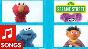 sesame street happy birthday songs elmo cookie abby ernie