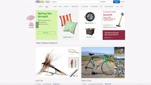 Ebay Ebay Redesigns Its Homepage Again Webdesigner Depot
