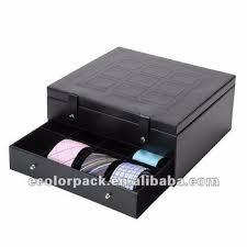 tie boxes permium handcrafted wooden tie storage box for bow tie buy tie box