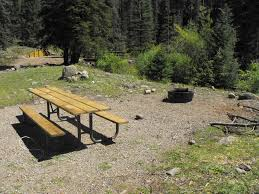 rio grande national forest ivy creek campground