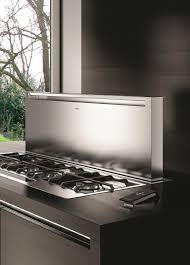 Hob With Built In Extractor by Hoods The Kitchen Protagonists Home Appliances World