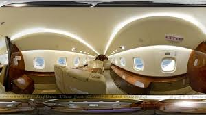 Legacy 650 Interior Aft Cabin Embraer Legacy 650 Interior Others Panoramic Image