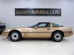 84 corvette value 1984 used chevrolet corvette at luxury automax serving