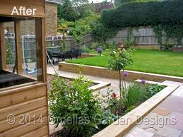 Luxury Kitchen Designs Uk The Goal Greener Grass Small Garden Design Uk Redoubtable With