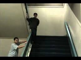 Sliding Down Banister How To Slide Down A Banister Youtube