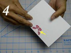 valentine u0027s day pop up card kissing couple tutorial updated