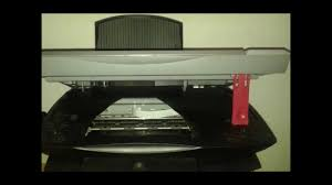 disassemble lexmark x1150 youtube