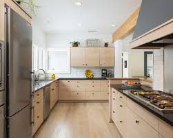 Kitchen With Light Cabinets Light Wood Cabinets Houzz