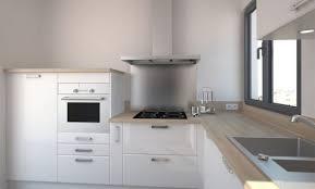 cuisine blanc mat cuisine noir blanc free beautiful salon moderne gris blanc