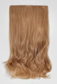 Blonde Weft Hair Extensions by Extreme Volume Ash Blonde 18 22 Curly Clip In Weft Pink Boutique