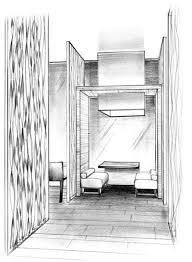 interior sketches 1021 best sketches interior images on pinterest arquitetura